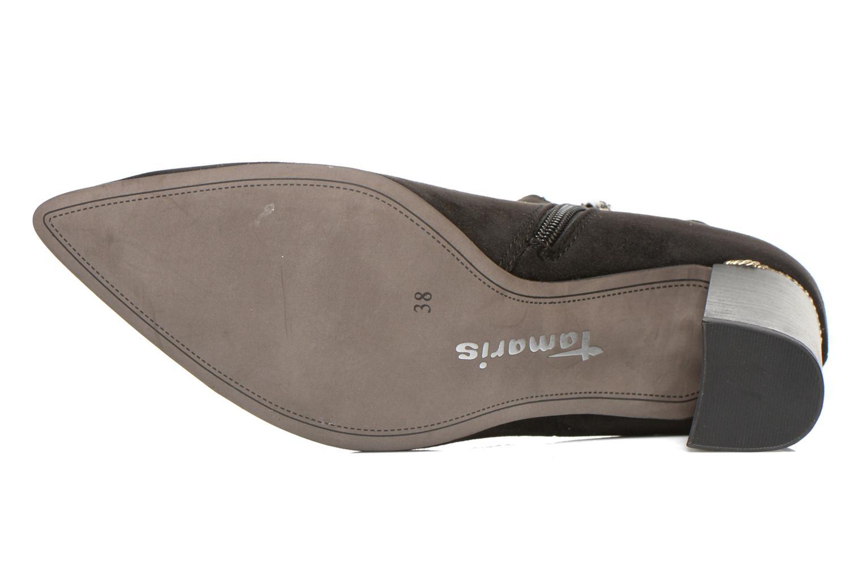 Stiefeletten & Boots Tamaris Todepa schwarz ansicht von oben