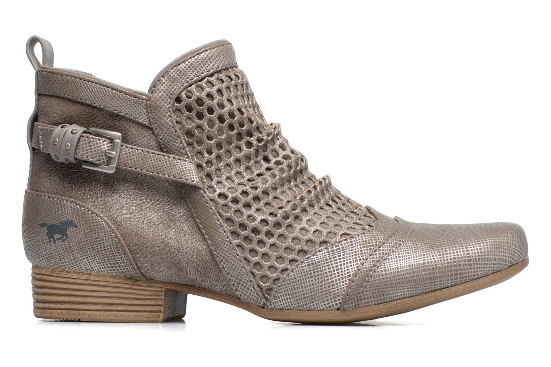 Stiefeletten & Boots Mustang shoes Molka grau ansicht von hinten