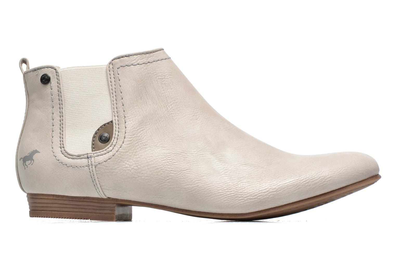 Bottines et boots Mustang shoes Juka Blanc vue derrière