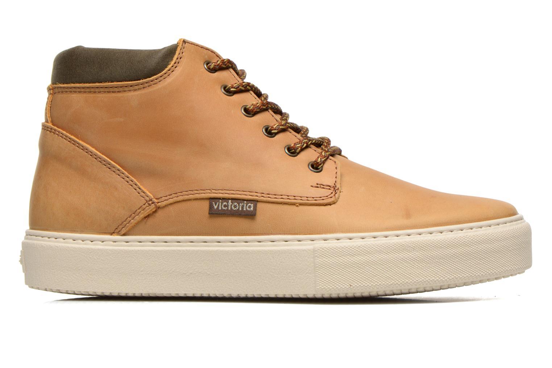 Chaussures à lacets Victoria Bota Piel Cuello Marron vue derrière
