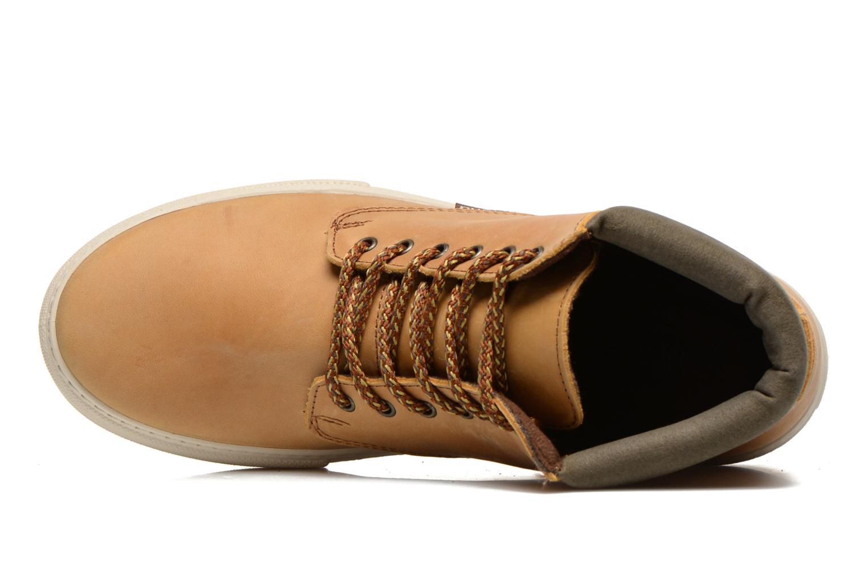 Chaussures à lacets Victoria Bota Piel Cuello Marron vue gauche