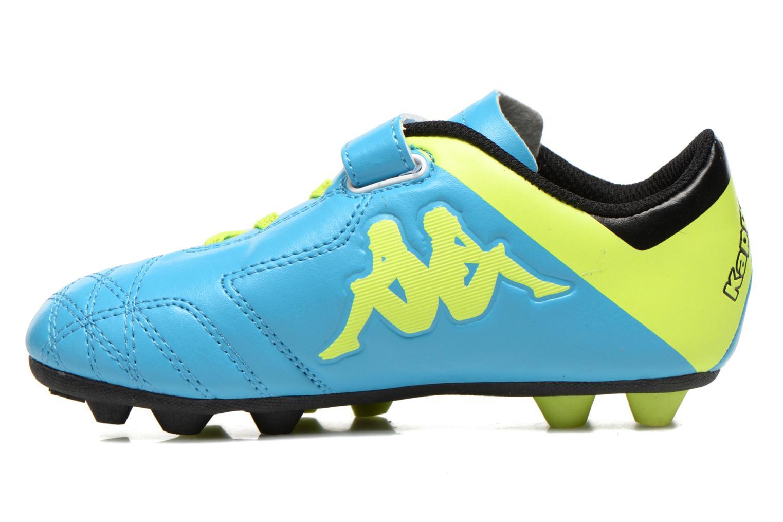 Zapatillas de deporte Kappa Player FG EV Azul vista de frente