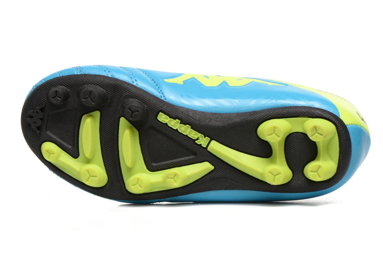 Chaussures de sport Kappa Player FG EV Bleu vue haut