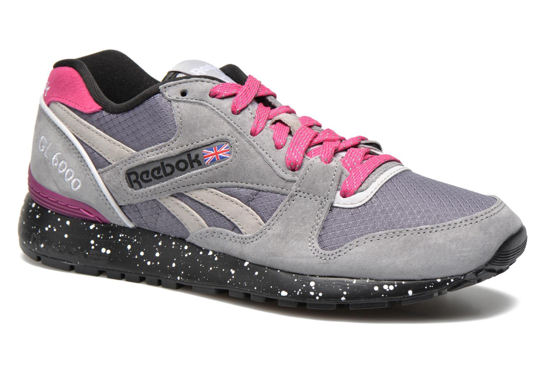 Schuhe Reebok Herren Gl 6000 Trail grau