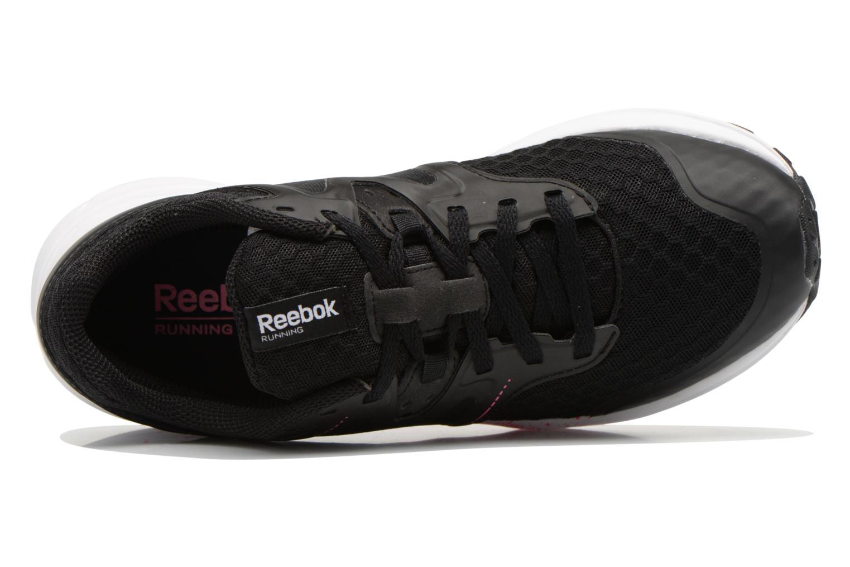 Sportschuhe Reebok Reebok Exhilarun W schwarz ansicht von links