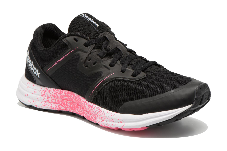 Sport shoes Reebok Reebok Exhilarun W Black detailed view/ Pair view