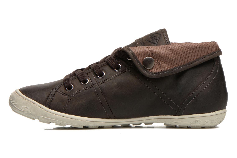Sneaker P-L-D-M By Palladium Gaetane CLP schwarz ansicht von vorne