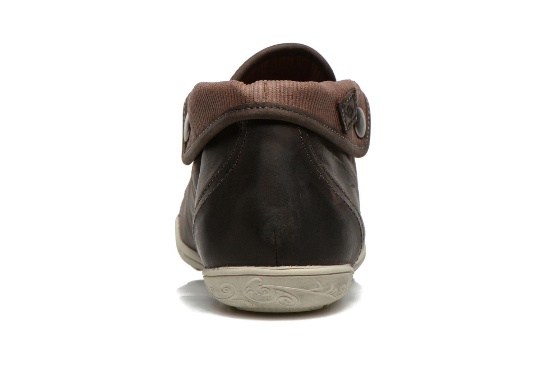 Sneaker P-L-D-M By Palladium Gaetane CLP schwarz ansicht von rechts