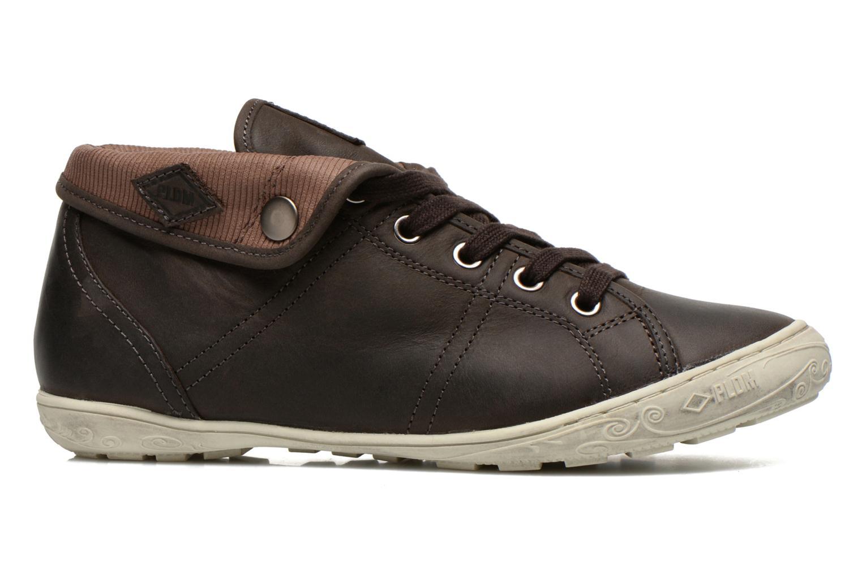 Sneaker P-L-D-M By Palladium Gaetane CLP schwarz ansicht von hinten