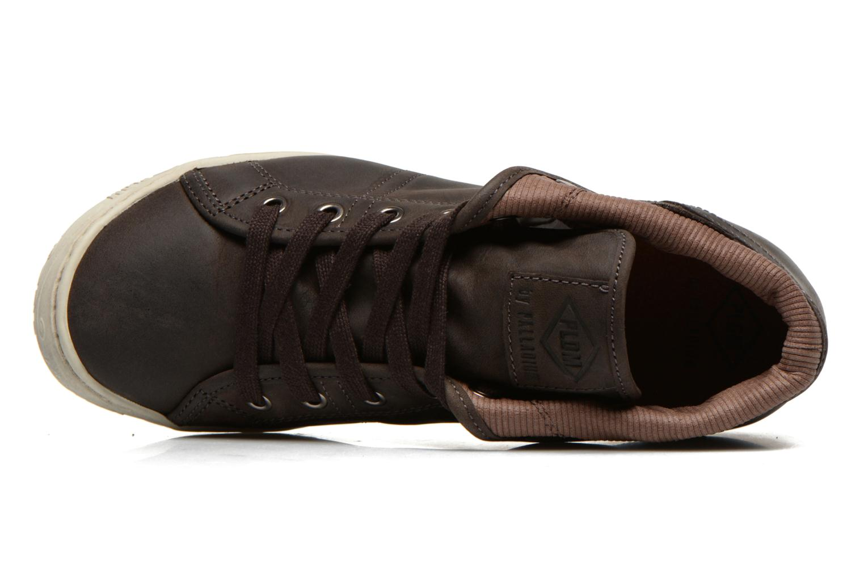 Sneaker P-L-D-M By Palladium Gaetane CLP schwarz ansicht von links
