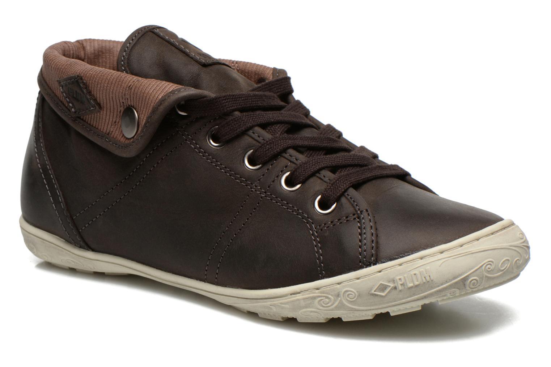 Sneaker P-L-D-M By Palladium Gaetane CLP schwarz detaillierte ansicht/modell