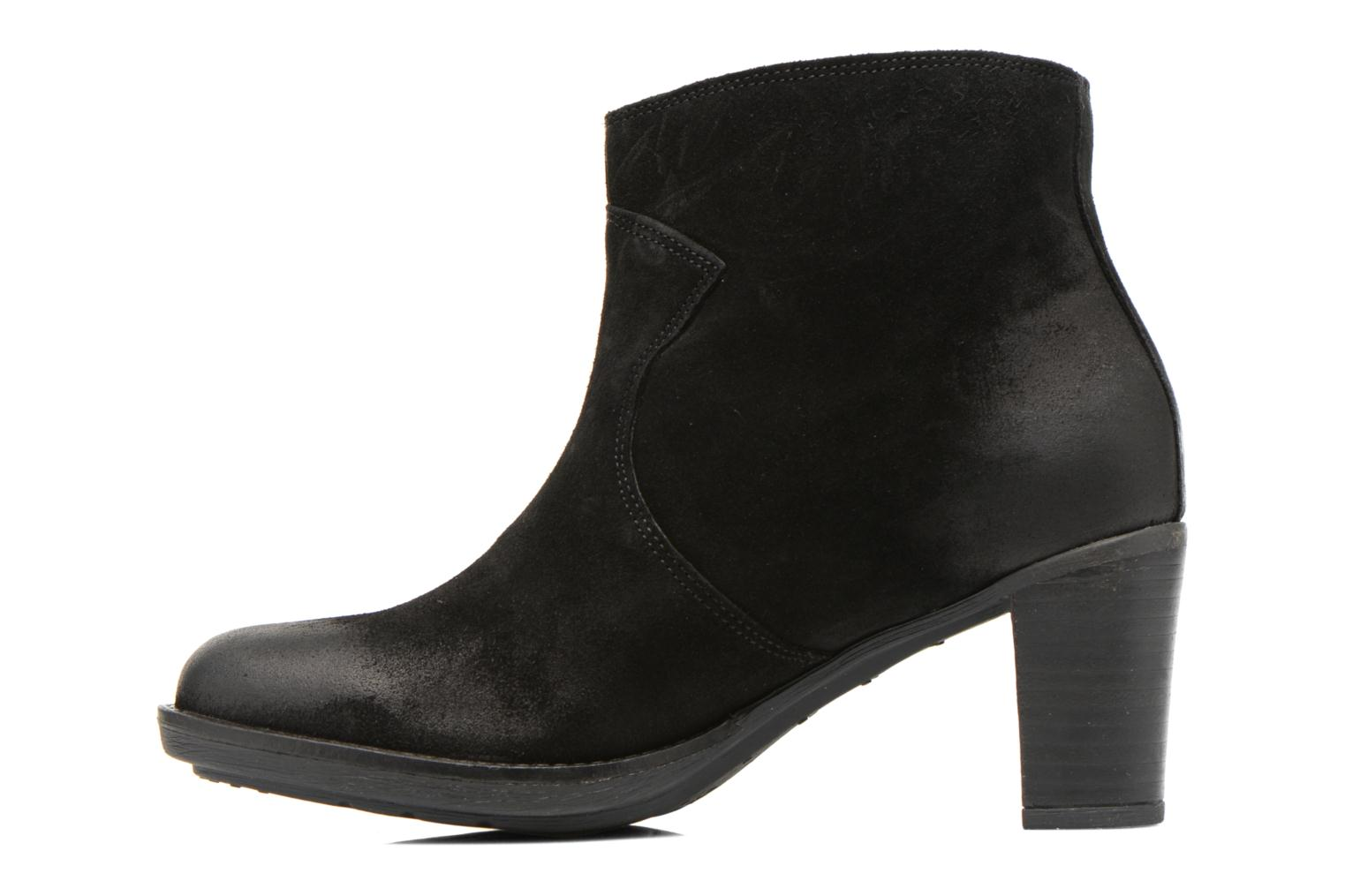 Bottines et boots P-L-D-M By Palladium Spring Sud Noir vue face