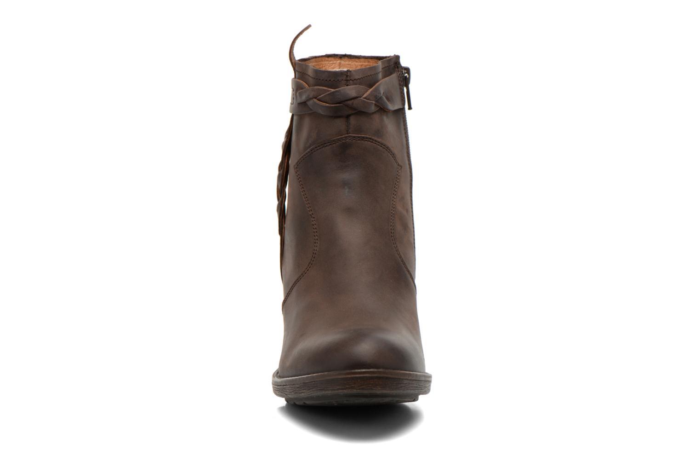Bottines et boots P-L-D-M By Palladium Stony CSR Marron vue portées chaussures