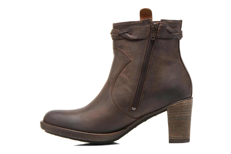 Bottines et boots P-L-D-M By Palladium Stony CSR Marron vue face