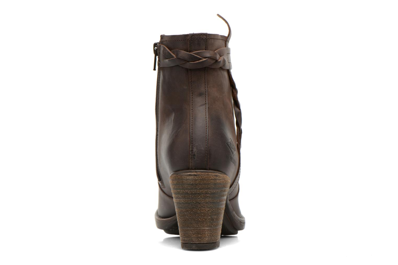Bottines et boots P-L-D-M By Palladium Stony CSR Marron vue droite