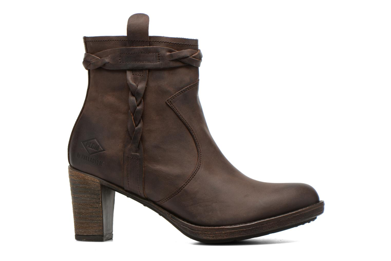 Bottines et boots P-L-D-M By Palladium Stony CSR Marron vue derrière