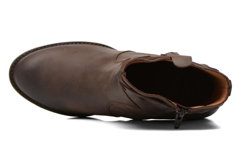 Bottines et boots P-L-D-M By Palladium Stony CSR Marron vue gauche