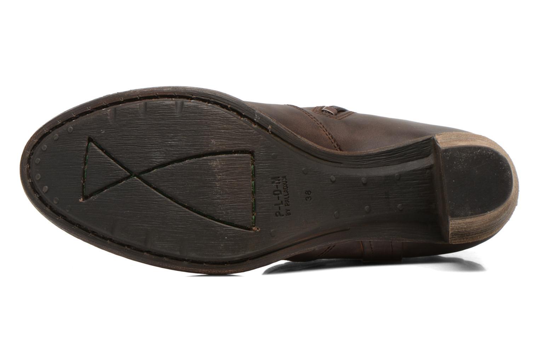 Bottines et boots P-L-D-M By Palladium Stony CSR Marron vue haut