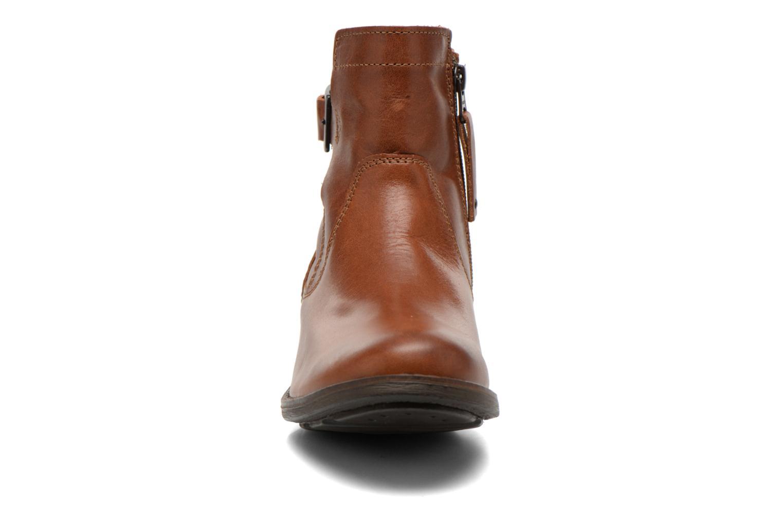 Bottines et boots P-L-D-M By Palladium Underlay Marron vue portées chaussures