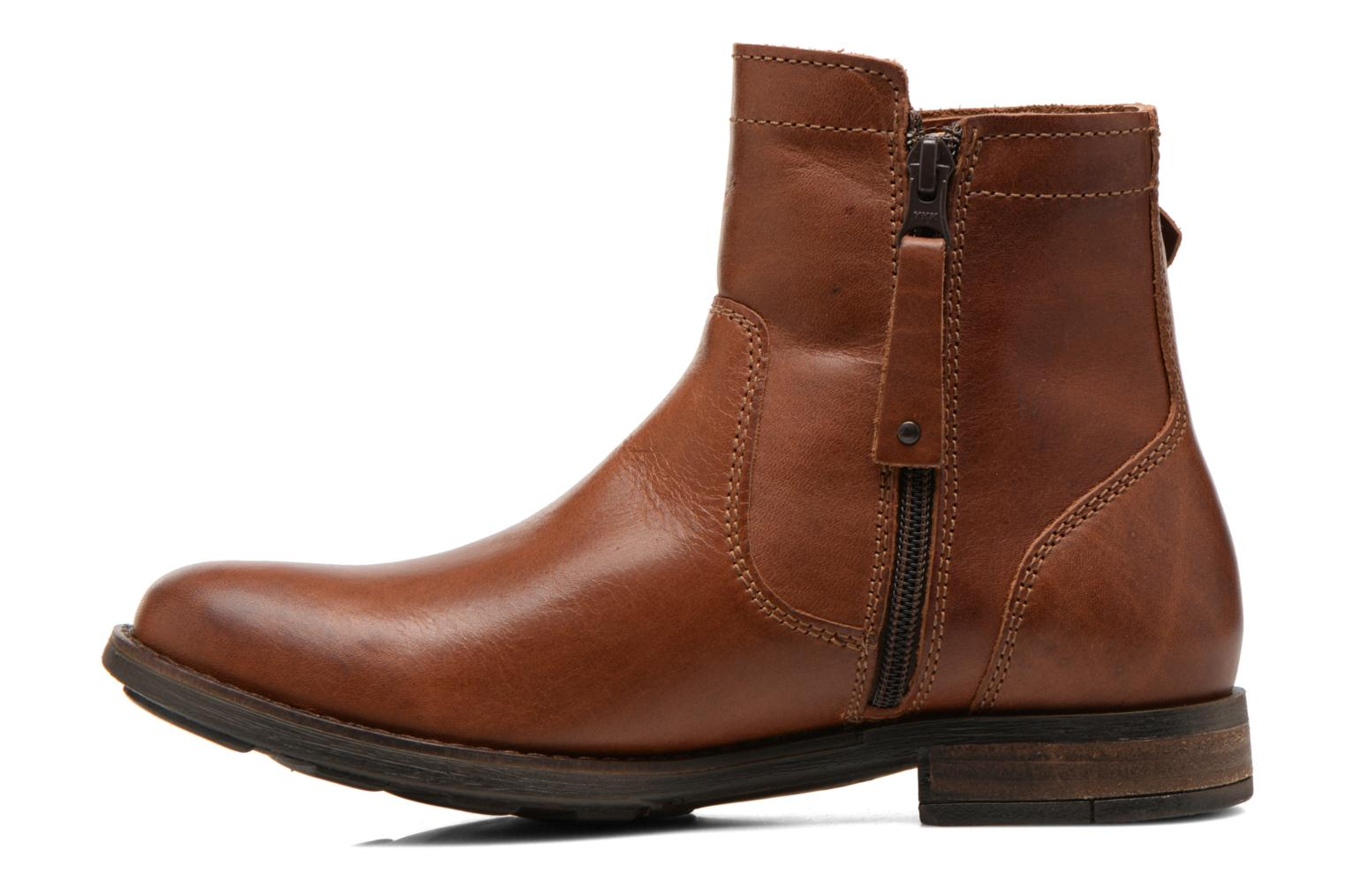 Bottines et boots P-L-D-M By Palladium Underlay Marron vue face
