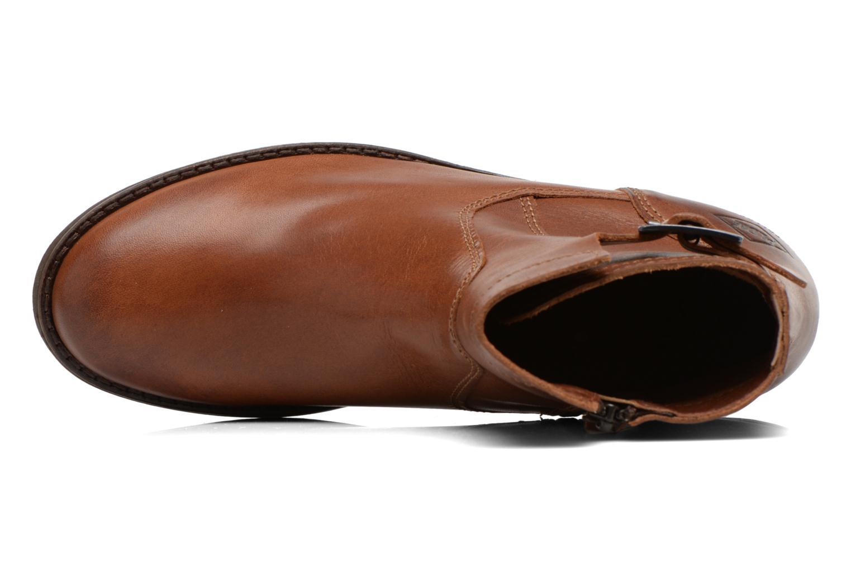Bottines et boots P-L-D-M By Palladium Underlay Marron vue gauche