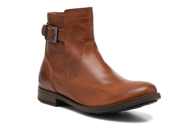 Bottines et boots P-L-D-M By Palladium Underlay Marron vue détail/paire