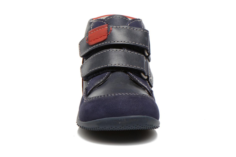 Stiefeletten & Boots Kickers Bi Too blau schuhe getragen