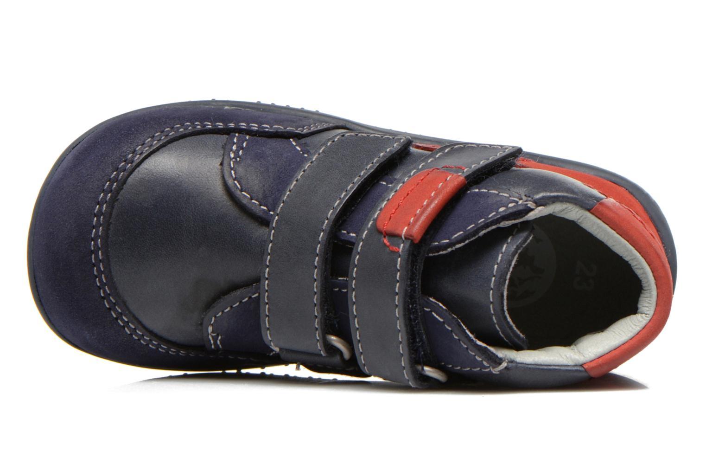 Stiefeletten & Boots Kickers Bi Too blau ansicht von links