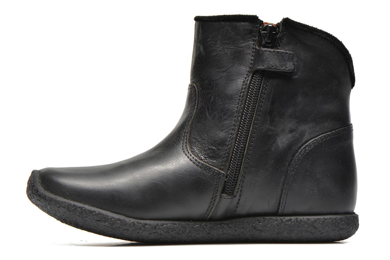 Bottines et boots Kickers Univers Noir vue face
