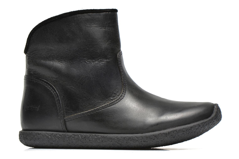 Bottines et boots Kickers Univers Noir vue derrière