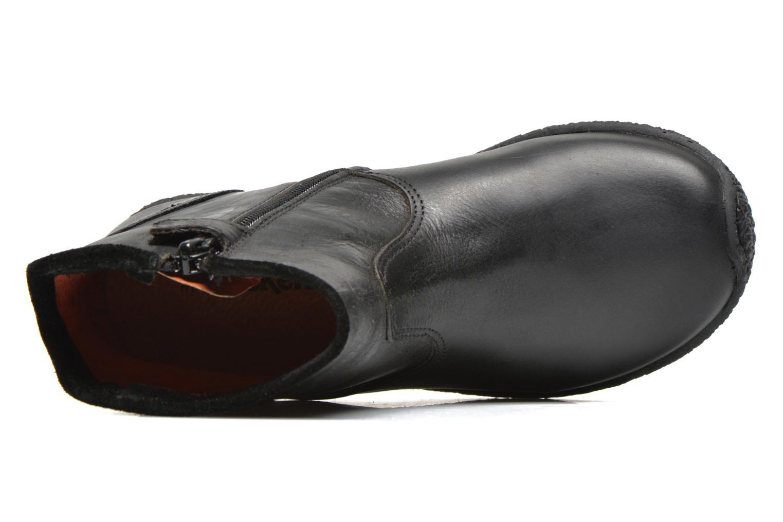 Bottines et boots Kickers Univers Noir vue gauche