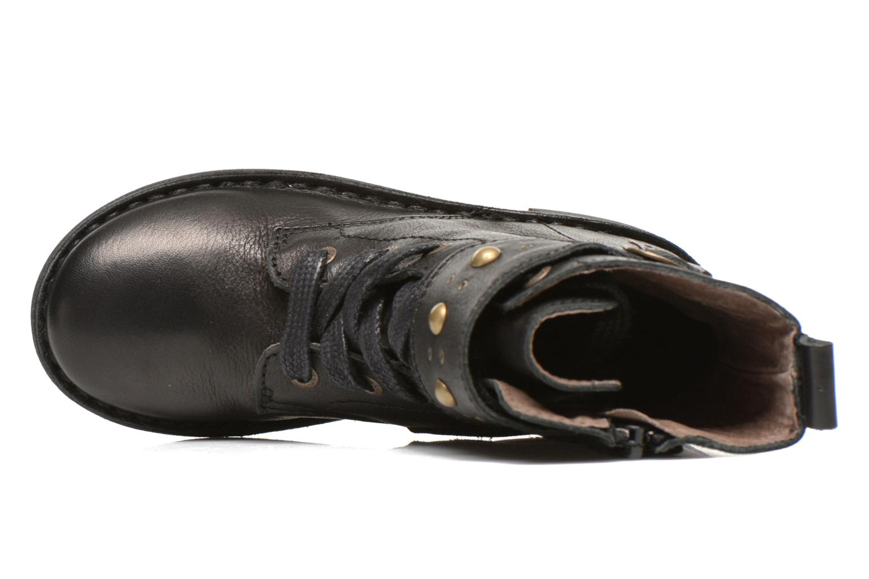Bottines et boots Kickers Groovizz Noir vue gauche