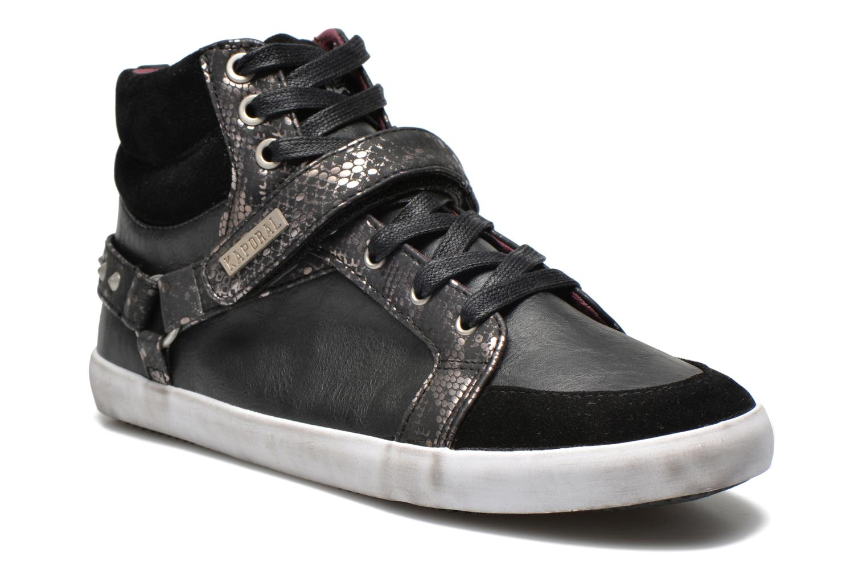 Sneaker Kaporal Snoozy schwarz detaillierte ansicht/modell