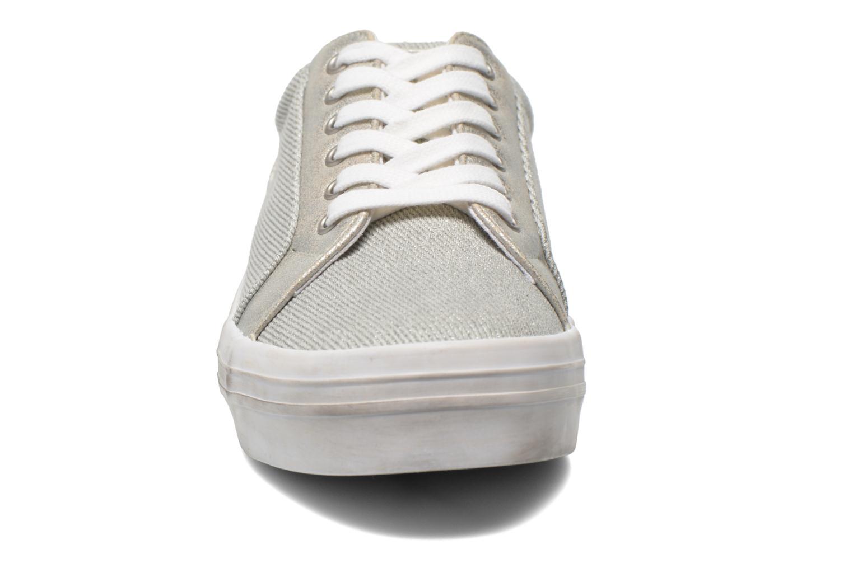 Baskets Kaporal Flex Gris vue portées chaussures