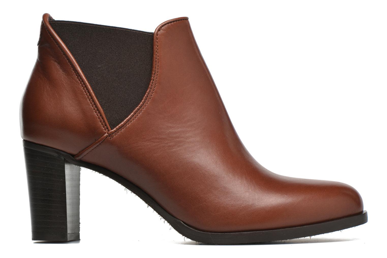 Bottines et boots COSMOPARIS Bamia Marron vue derrière