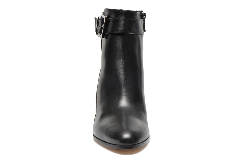 Bottines et boots COSMOPARIS Savea Noir vue portées chaussures