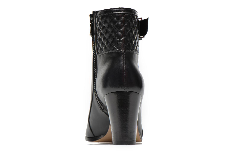 Bottines et boots COSMOPARIS Savea Noir vue droite