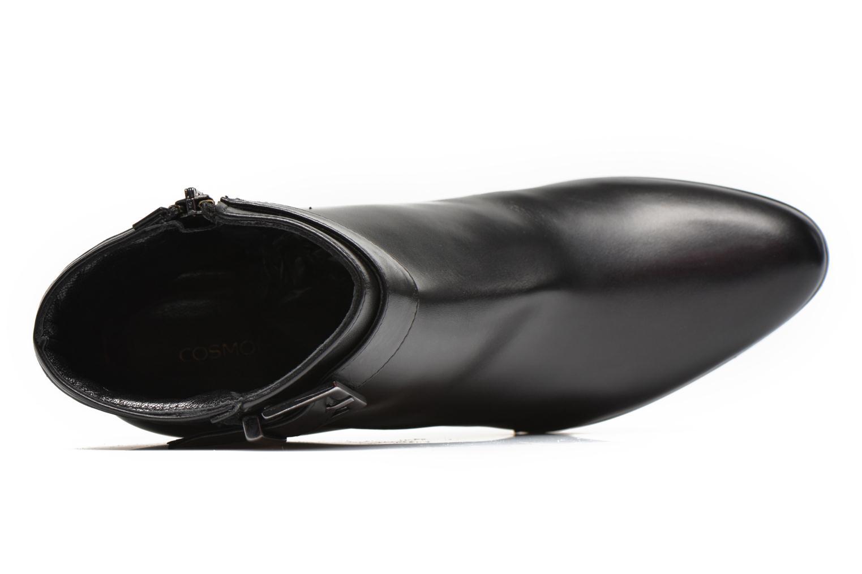 Bottines et boots COSMOPARIS Savea Noir vue gauche