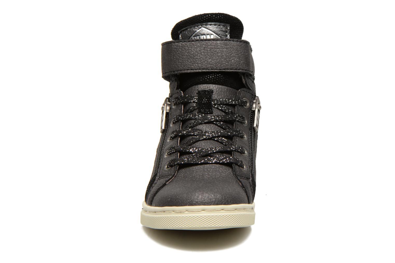 Baskets P-L-D-M By Palladium Veleda BKL Noir vue portées chaussures