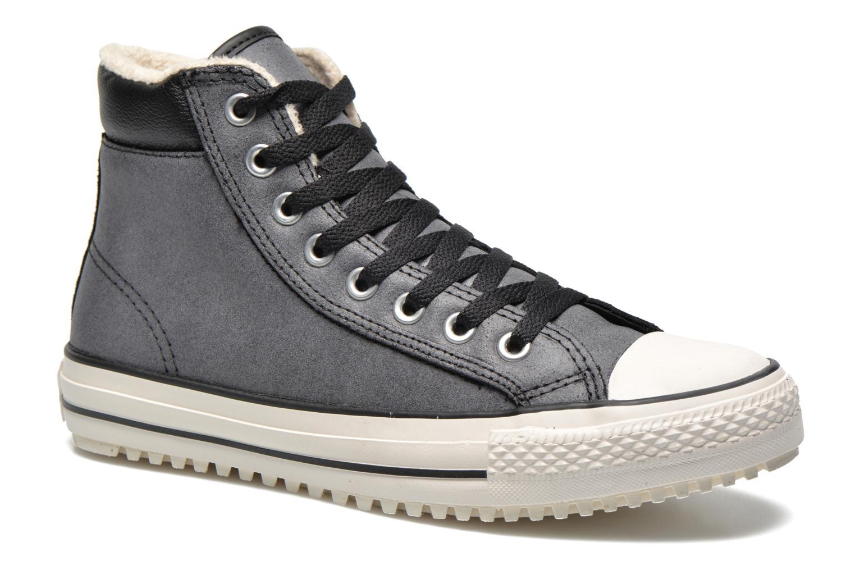 converse chuck taylor vintage boot shearling hi m