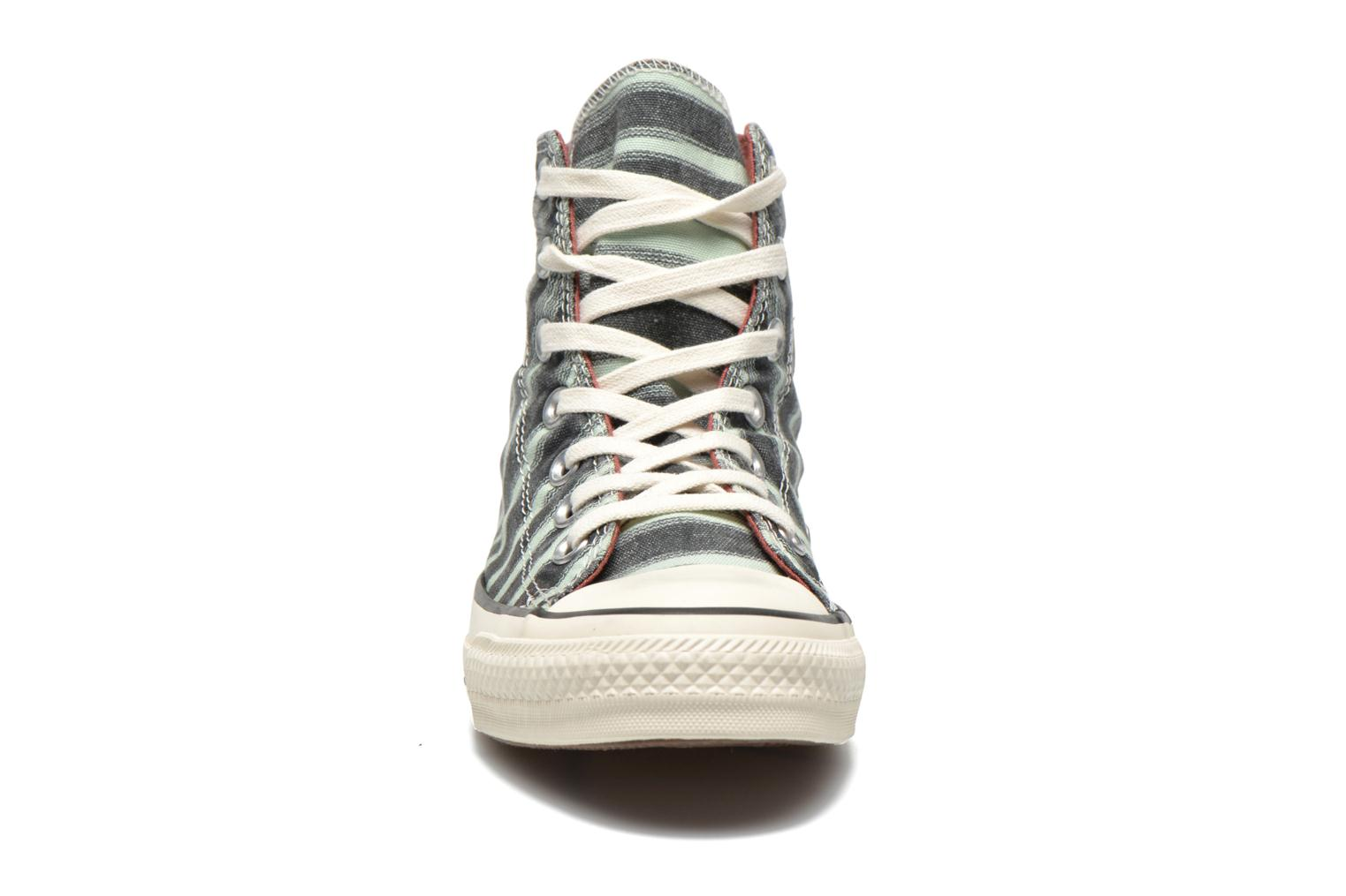 Trainers Converse Chuck Taylor All Star Missoni Hi W Green model view