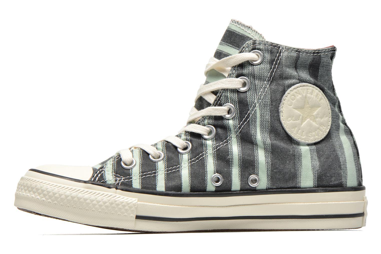 Sneaker Converse Chuck Taylor All Star Missoni Hi W grün ansicht von vorne