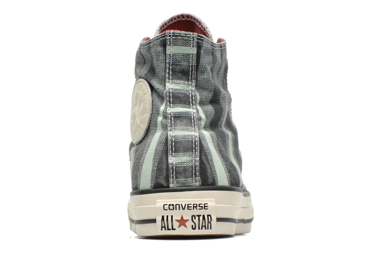 Sneaker Converse Chuck Taylor All Star Missoni Hi W grün ansicht von rechts