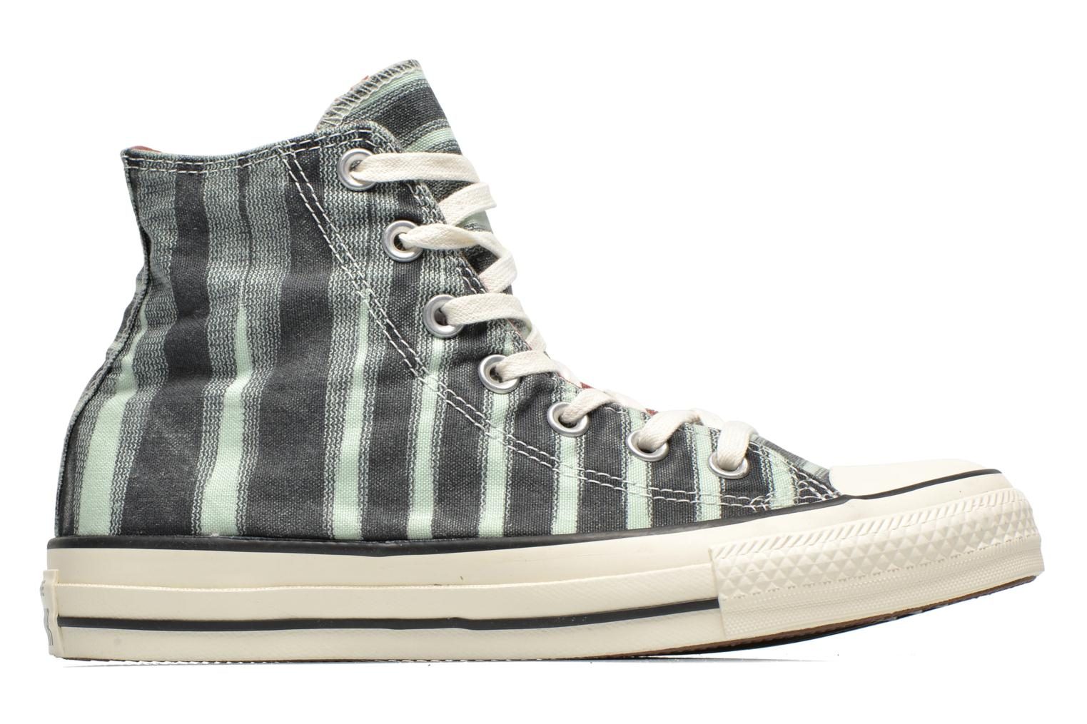 Trainers Converse Chuck Taylor All Star Missoni Hi W Green back view