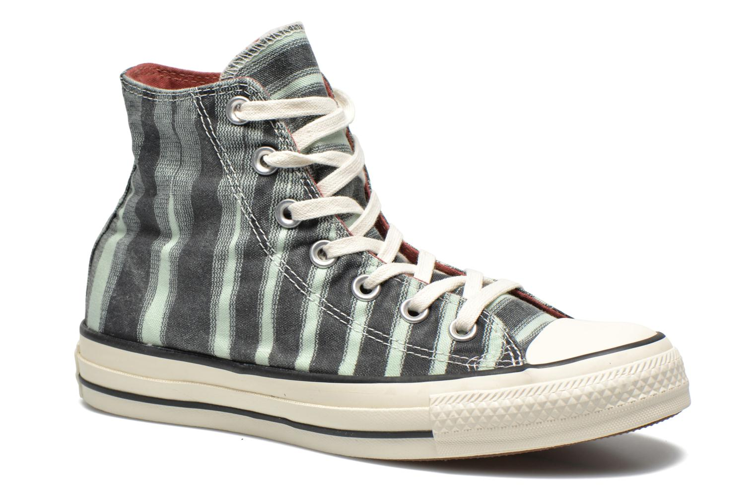 Trainers Converse Chuck Taylor All Star Missoni Hi W Green detailed view/ Pair view
