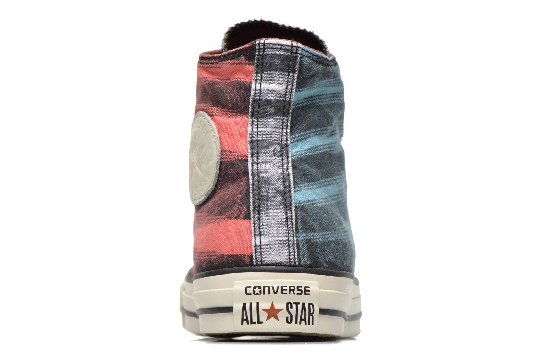 Sneaker Converse Chuck Taylor All Star Missoni Hi W mehrfarbig ansicht von rechts
