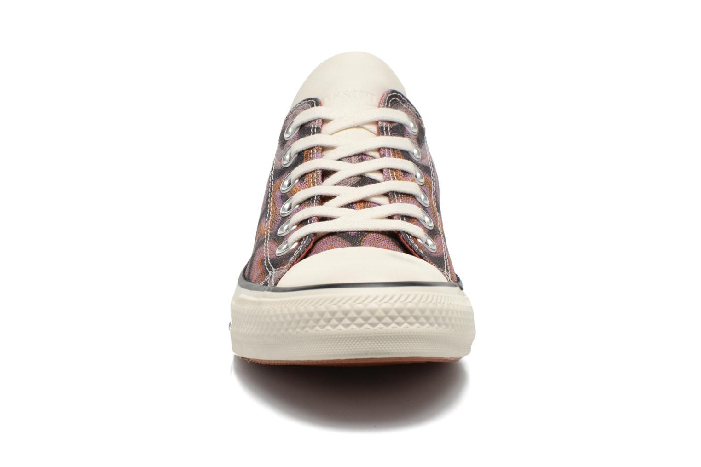 Baskets Converse Chuck Taylor All Star Missoni Ox W Multicolore vue portées chaussures