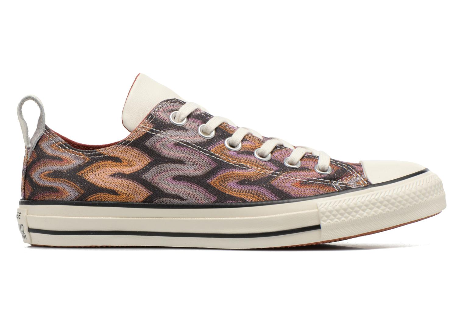 Sneakers Converse Chuck Taylor All Star Missoni Ox W Multicolor achterkant