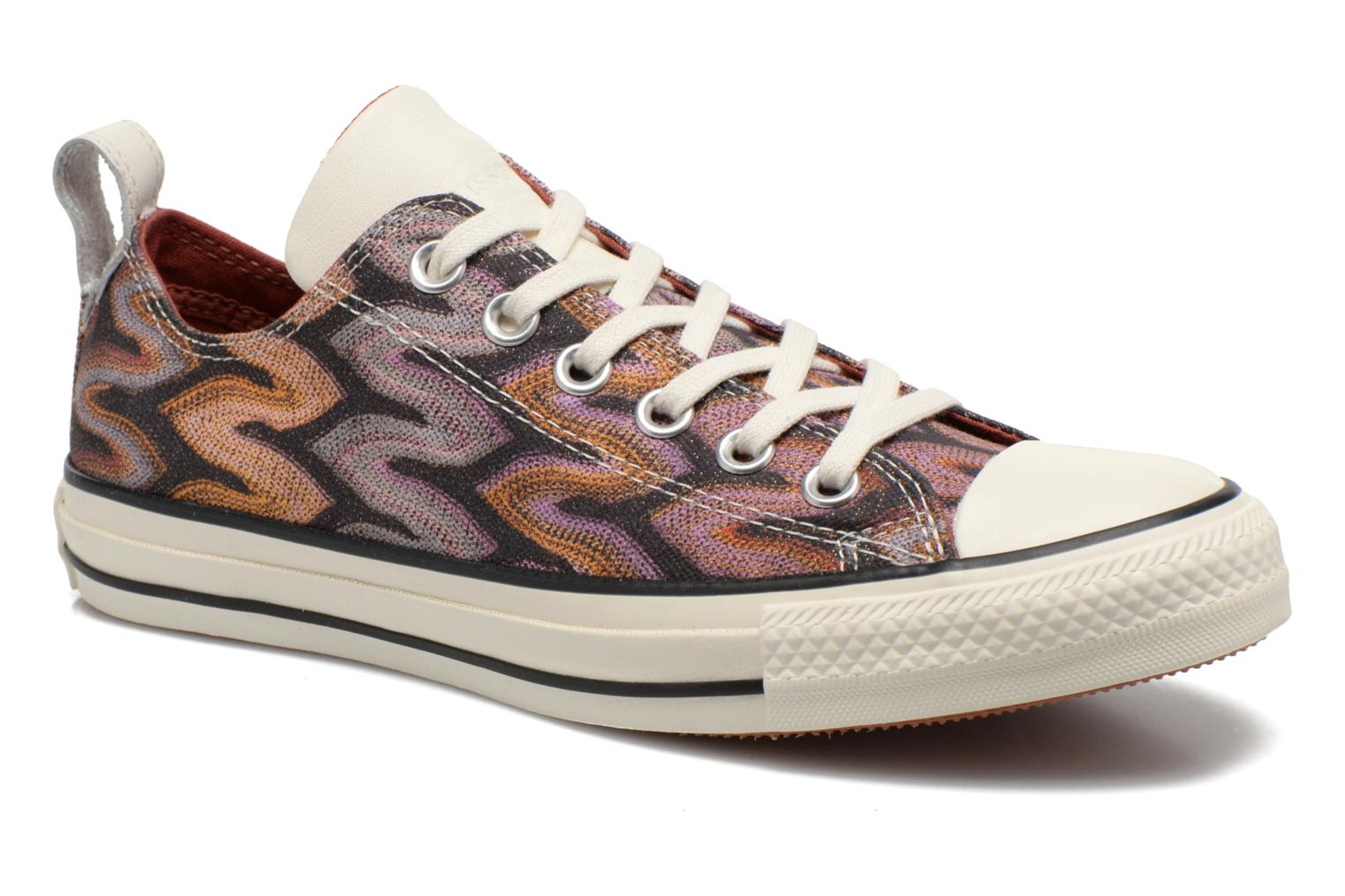 Sneakers Converse Chuck Taylor All Star Missoni Ox W Multicolor detail