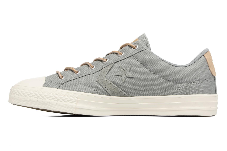 Sneaker Converse Star Player Workwear Ox M grün ansicht von vorne